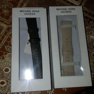 Michael Kors smart watch strap